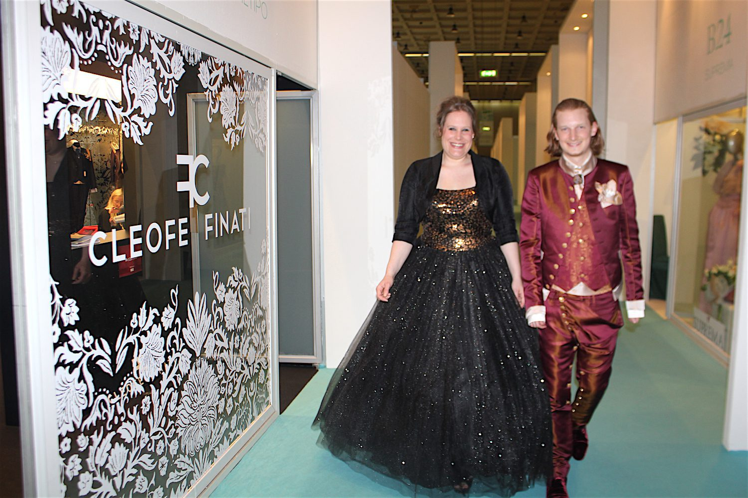 Dust of Soul at the Cleofe Finati by Archetipo Fashion Show in Milan as of 22 May 2016