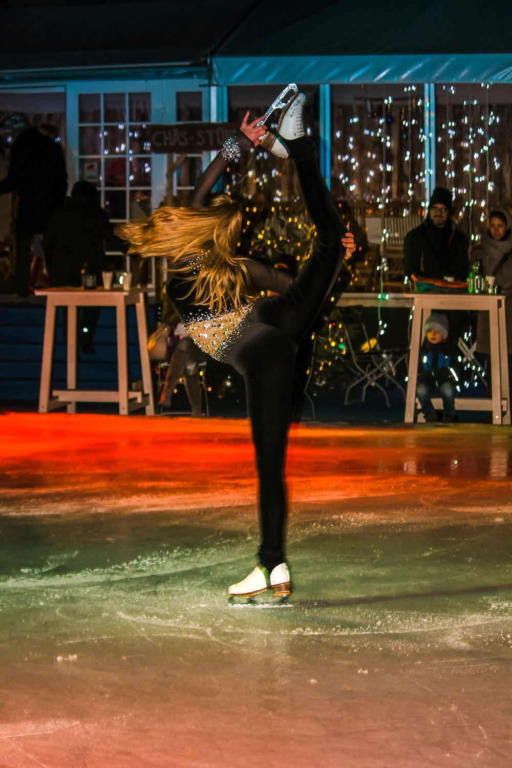 «Dust of Soul on Ice» Concert at the «Live on Ice» as of 18 December 2016