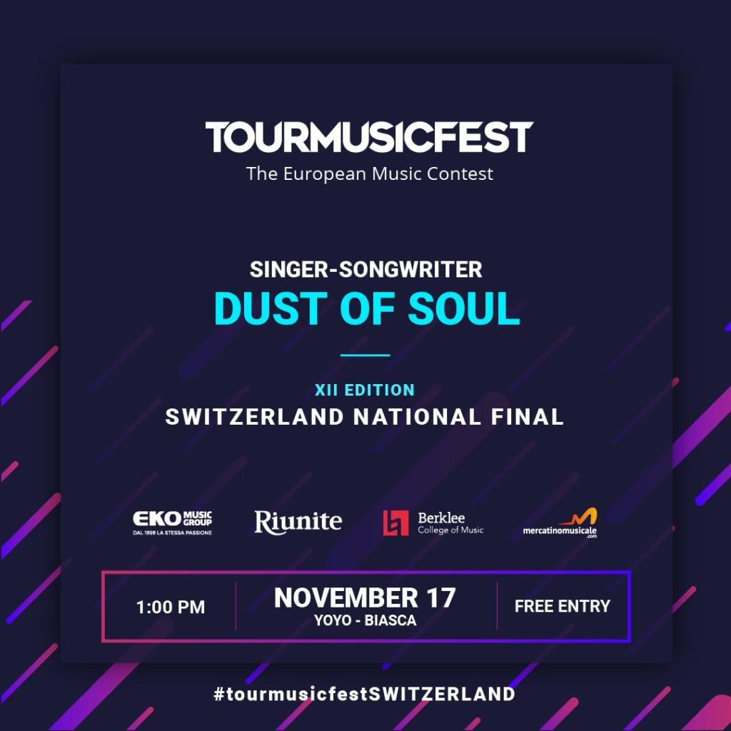 Dust of Soul in the National Finals at Tour Music Fest