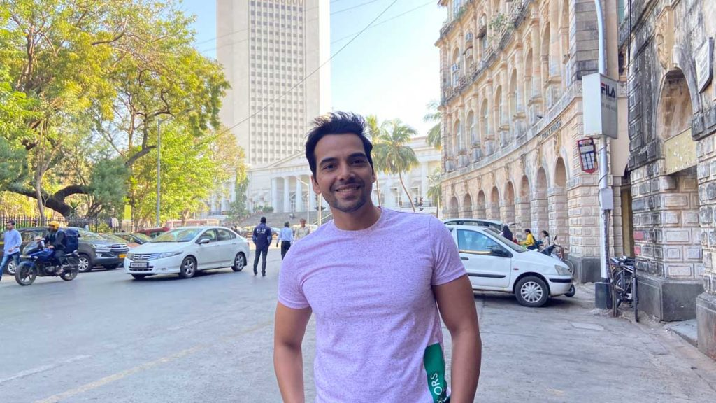 Indian Actor Yash Choudhary featured in new Dust of Soul Music Video Smile