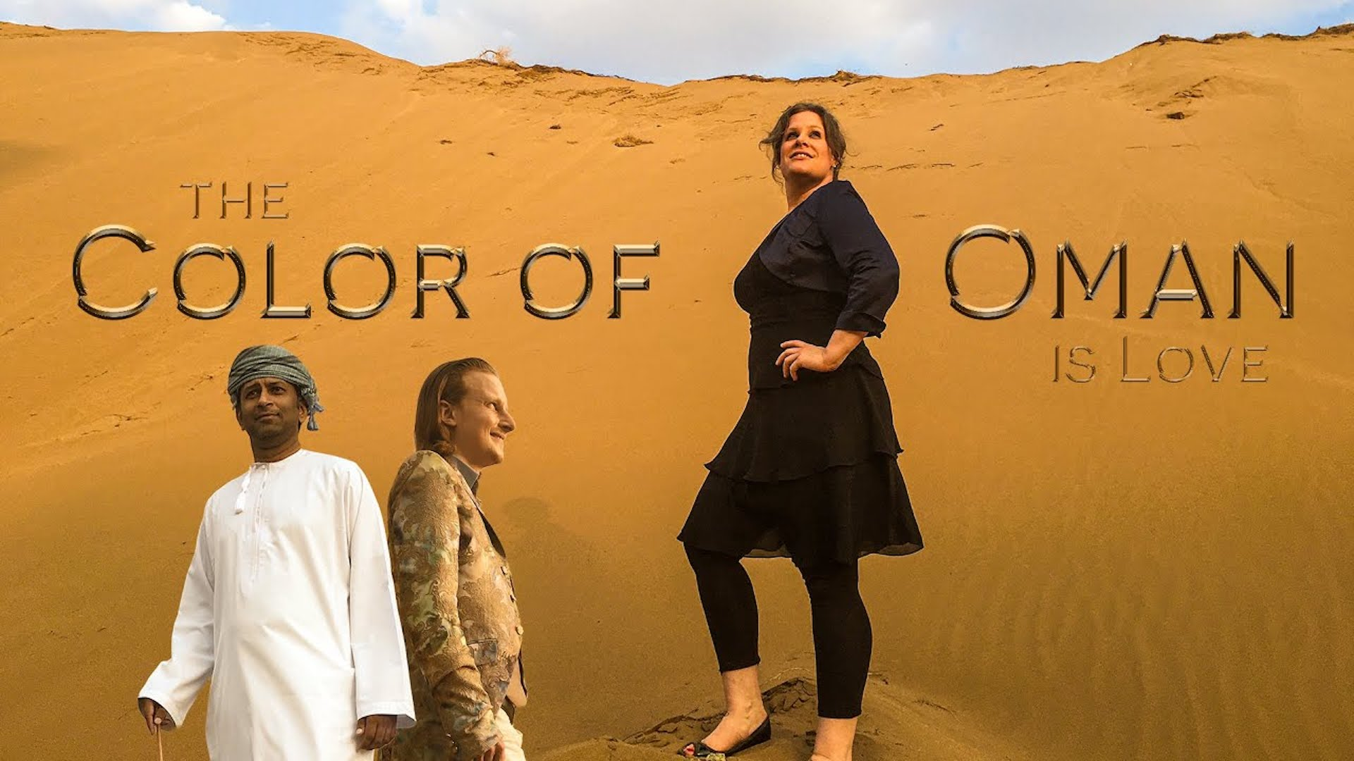 Color of Oman (Official Video)